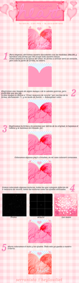 Tutorial Mensual #8 [ICON PNG] - Heart by Serranista