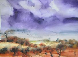 Toscana 56 by andreuccettiart
