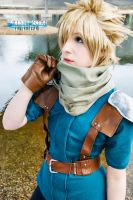 Cloud Strife - Crisis Core by neni-chan