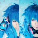 Aoba [Cosplay] - DRAMAtical Murder by jettyguy