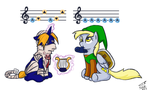 Legend of Ditzy: Song of Derps by Kudalyn