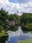Everest From Afar by WDWParksGal