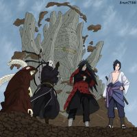The enemies of naruto by amine2588