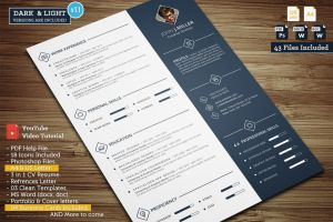 Power CV v1.1 by khaledzz9