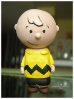 Charlie Brown by xcalixax