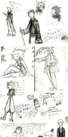 Sketch Dump 4 by Lowland-Swagger