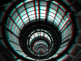 Subway to the Unknown 3-D conversion by MVRamsey