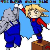 It's the Super Elric Brothers by CelesJessa