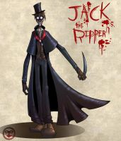 Jack The Ripper by CyberToaster
