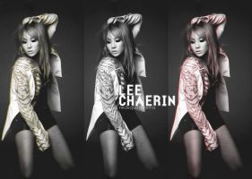 CL I LOVE YOU by redsquizofrenia
