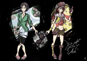 Shiki TWEWY (You are perfect just as you are) by ivansinplan