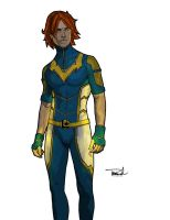 Lightning Lad by tsbranch