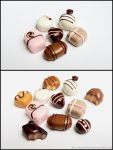 Chocolate Cabochons (Complete) by Bon-AppetEats