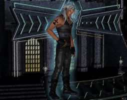 Xemnas Shirt Outfit [XPS] by LexaKiness