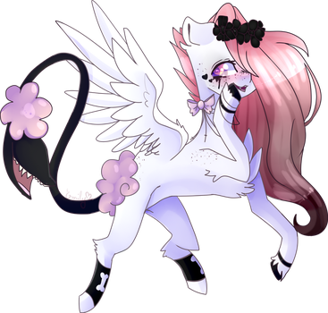 .:Commission:. Madiess 1 by EmilyTv826