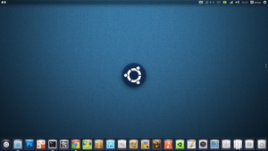 Unity desktop current by shule1987