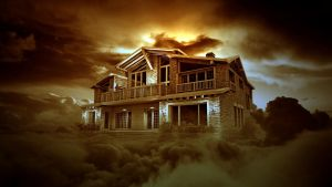 Maison-nuages by Alex35ex