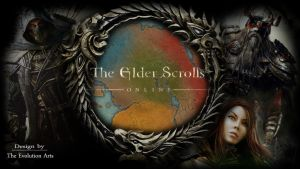 The Elder Scrolls Online - FanArt by TheEvolutionArts