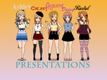 Presentation of my creations by KissLovEChan