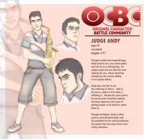 OCBC Judge Reference by napalmzonde