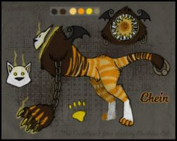 Reference :: Chein Cheshire by Nanuka