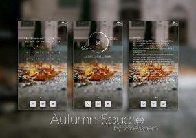 Autumn Square by vanessaem