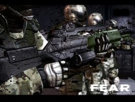 F.E.A.R. by lincer556