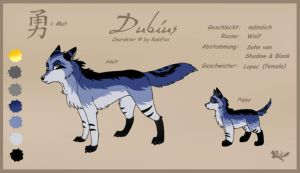 Dubius - NEW Sheet by RukiFox