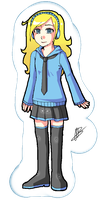 If I was a vocaloid?.. by Peetsj
