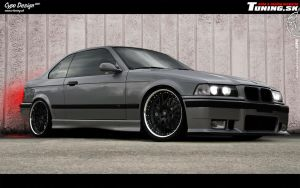 BMW E36 by CypoDesign