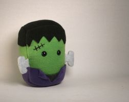 Frankenstein Plushie by Saint-Angel