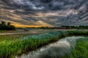 Like the clouds.. by Patchi