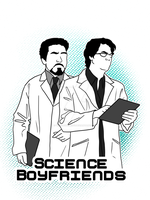Science Boyfriends Minimalistic by Turtletamer42