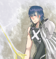 Happy Birthday Chrom! by AstaLaAlchemist