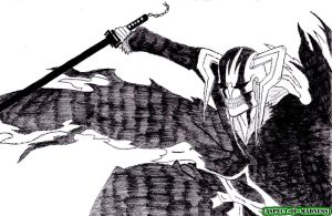 bankai hollow ichigo by aspect-of-madness