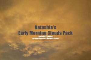 Early Morning Clouds Pack by natashialee-stock
