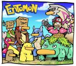 Entomon: Gotta catch 'em all! by Yeocalypso