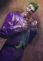Joker by grantparsley