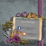 Quickpage - 1001 Arabian Nights by Rickulein
