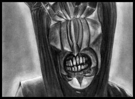 Mouth of Sauron by sixstringer by The-Fellowship