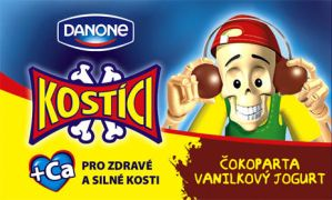 Tender for Danone by Czechgraphics