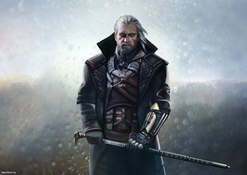 Witcher Creed by Estookin