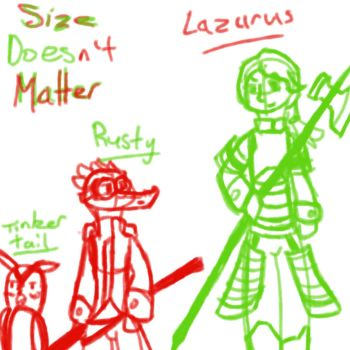 Size Doesn't Matter by Obscuro-lil-Anima