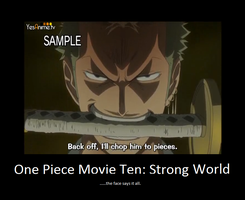 Why we love One Piece Movie 10 by Cat-tale