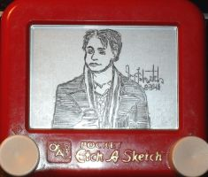 Wallace Wells etchasketch by pikajane