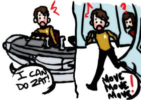 Star Trek: I CAN DO ZAT by CirqueDuSpock