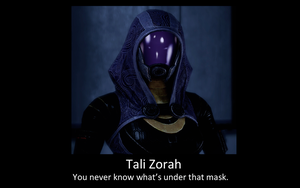 Tali Zorah by TeutonicKnight