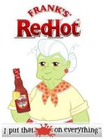 Frank's Red Hot Sauce Granny Smith by ReyJJJ