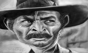 LEE VAN CLEEF by JaumeCullell