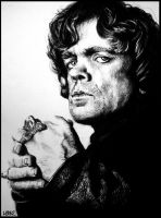 Tyrion Lannister by montaine33